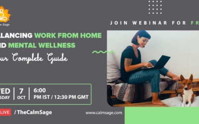 Balancing Work From Home and Mental Wellness