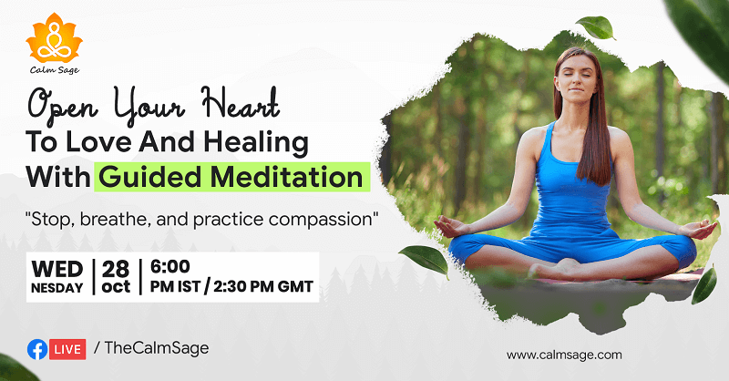Heal Your Soul With Guided Meditation