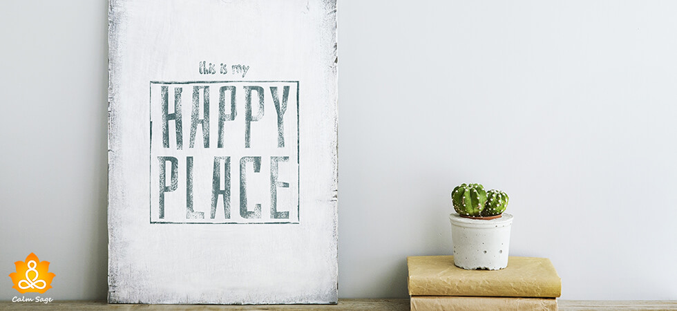 """How To Find Your """"Happy Place"""""""