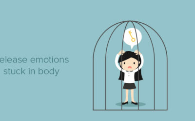 How to release emotions stuck in body