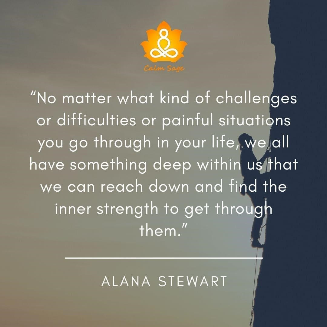 No matter what kind of challenges