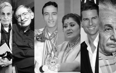 Remembering 8 Famous People Who Are Specially Abled & Get Inspired