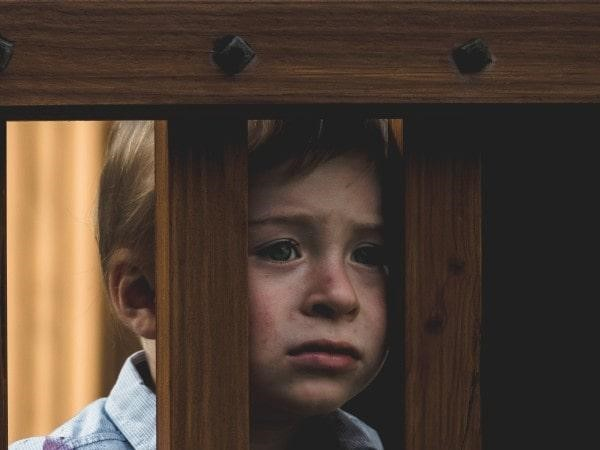 Anxiety Develops During Childhood