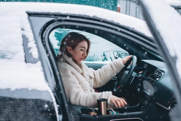 Fear of Driving in winters