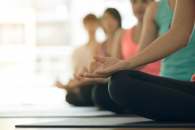 Yoga is for young people and women
