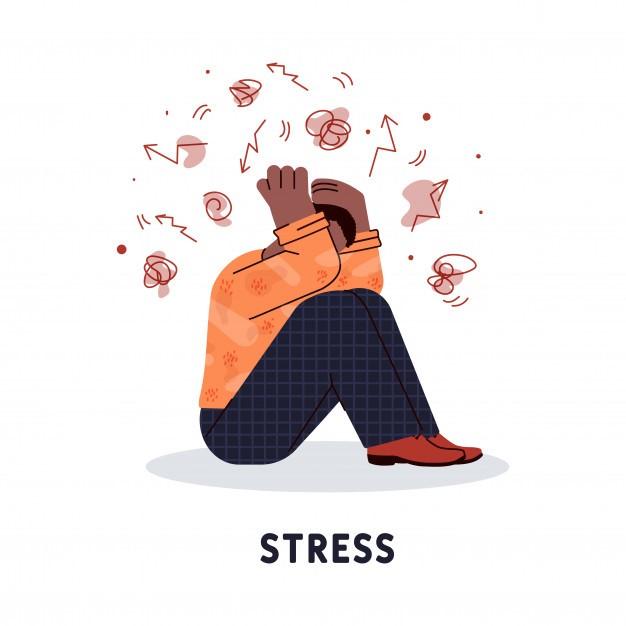 prevalence of stress