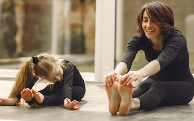 Calming Yoga Poses For Kids & Their Benefits