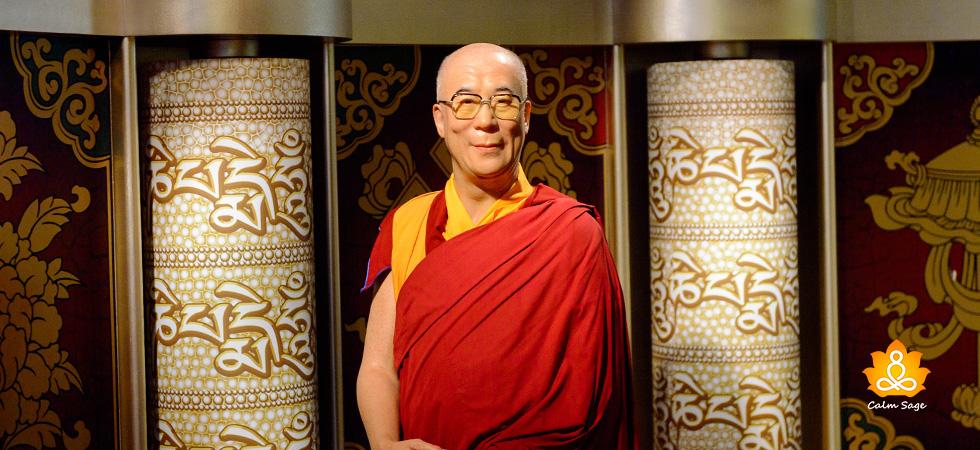 Life lessons from Dalai Lama