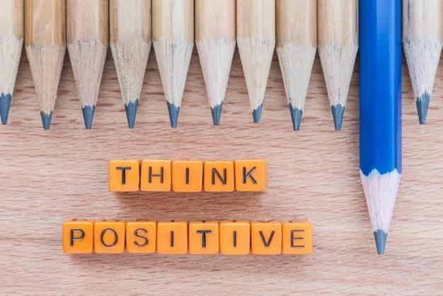 Reframe negativity into positivity