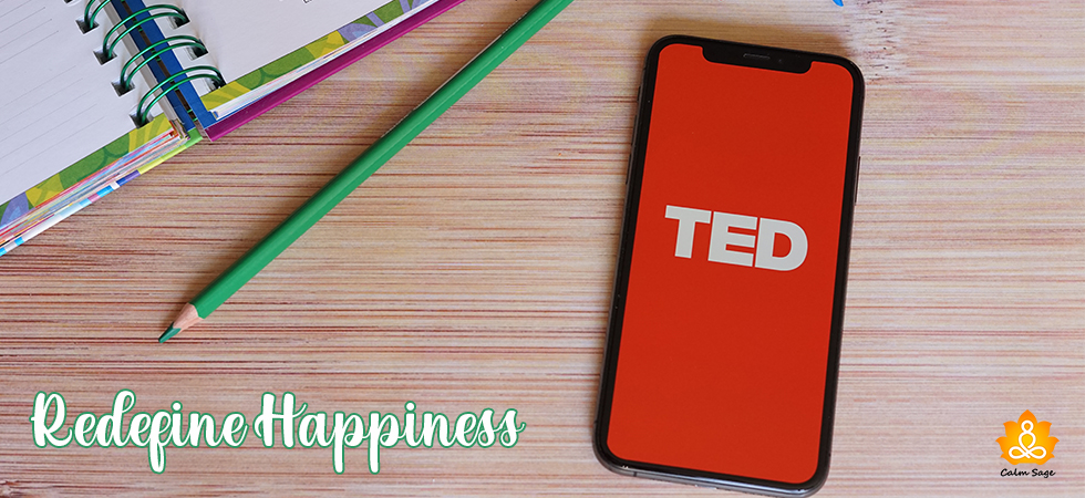 Ted talks to bring happiness