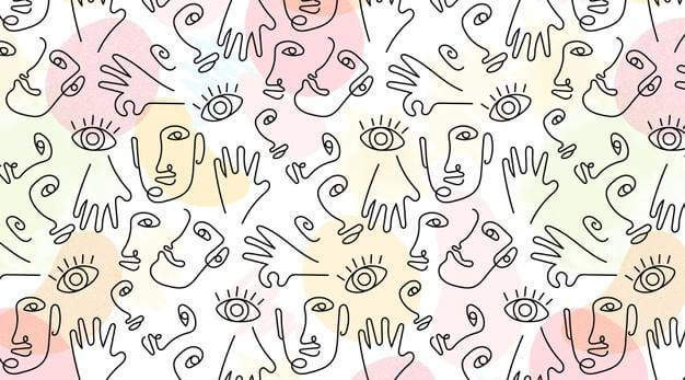 Try mindfulness doodling