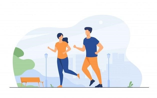 Exercising Regularly
