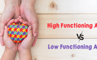 High Functioning Autism vs. Low Functioning Autism