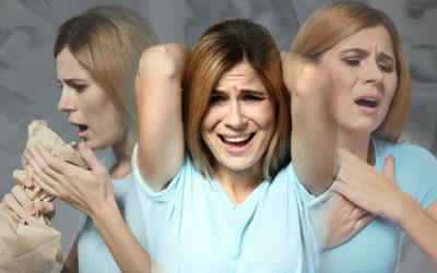 Panic disorder vs generalized anxiety disorder