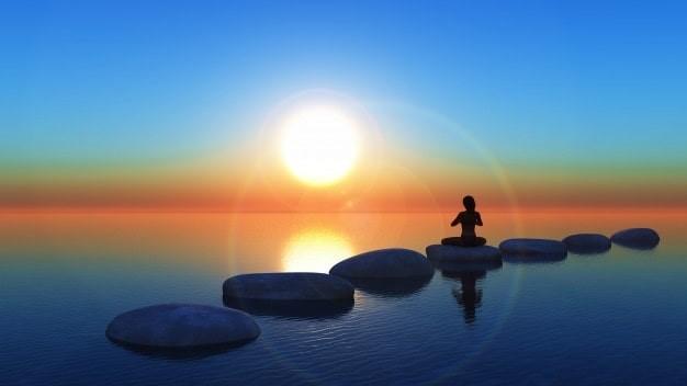Practice Visualization Meditation