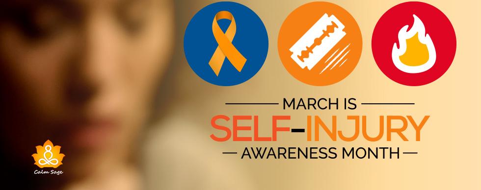 Self-Injury Awareness Month