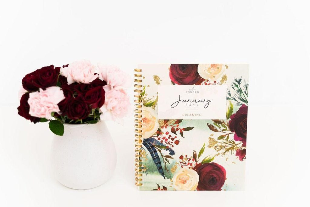 Silk + Sonder Self-Care Journal