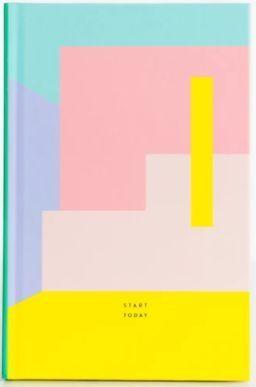 Start Today Journal by Rachel Hollis