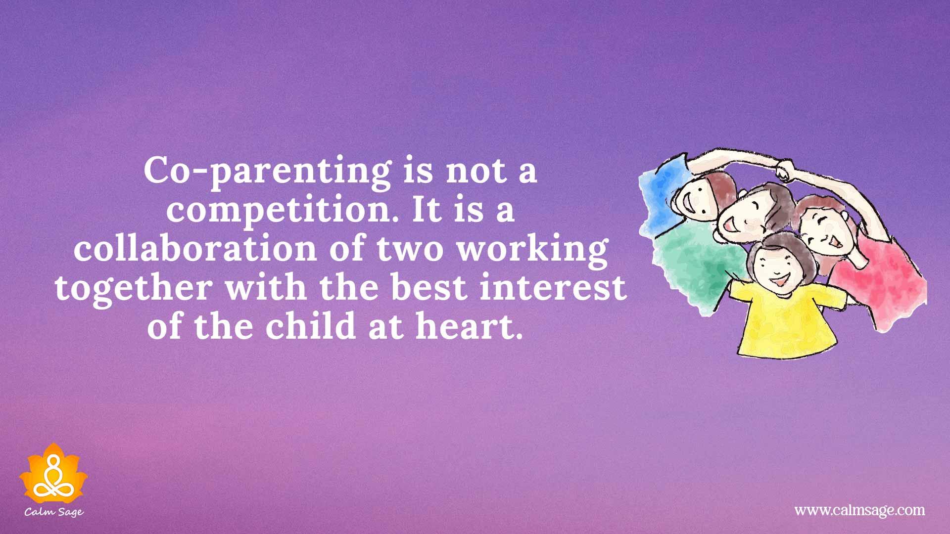 Struggles of Co-parenting