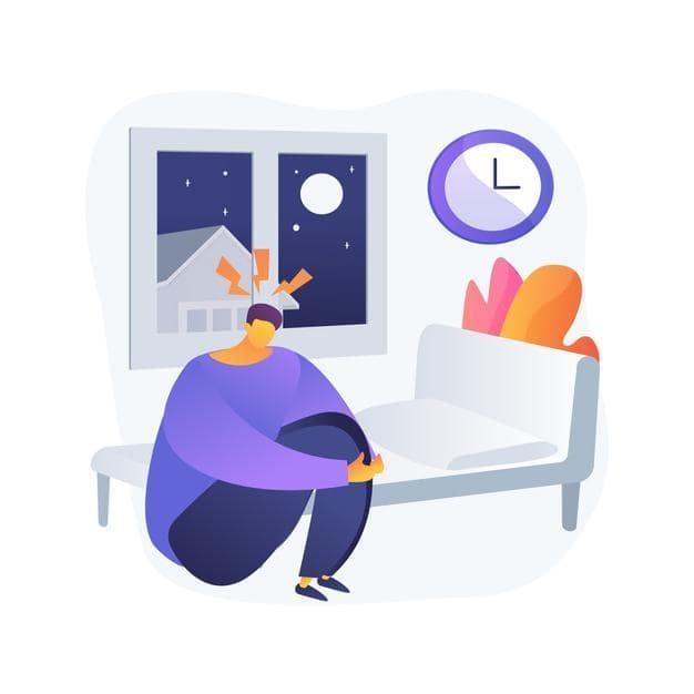 Struggling With Sleep Disorders
