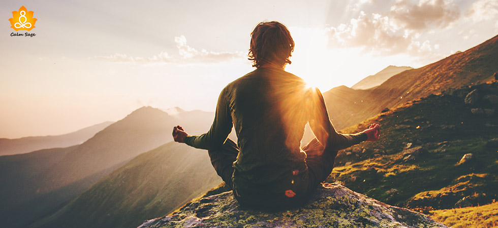 Visualization Meditation To Calm Your Mind