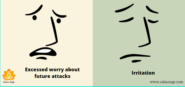 excessive worry