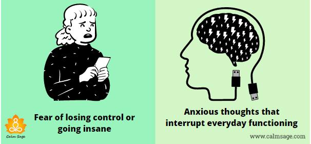 fear of losing control
