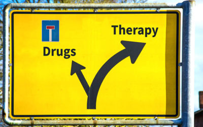 therapy vs medication