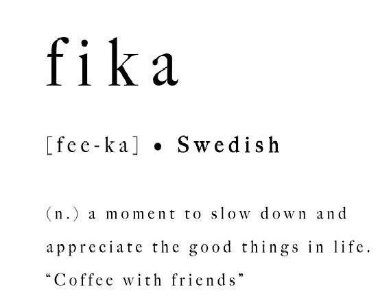 what is Fika