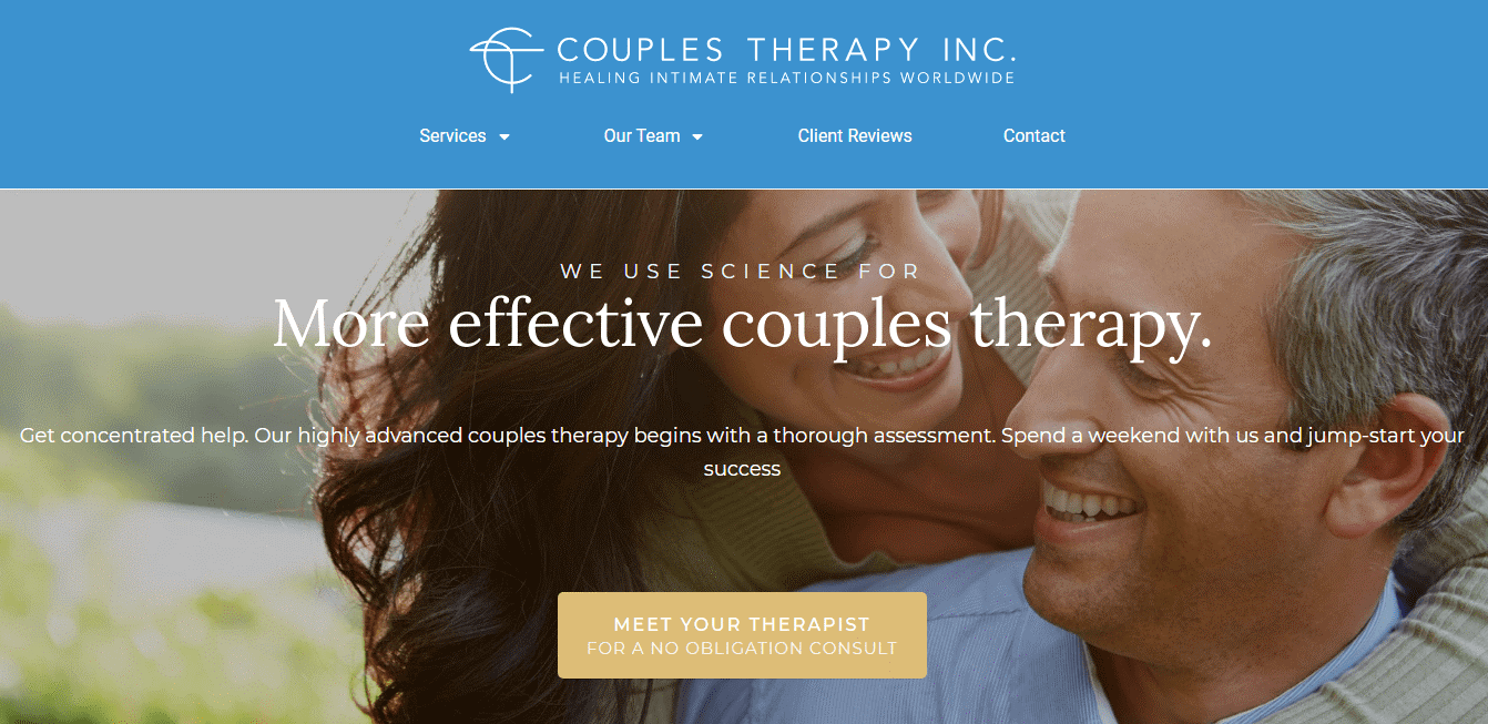 Couples Therapy, Inc