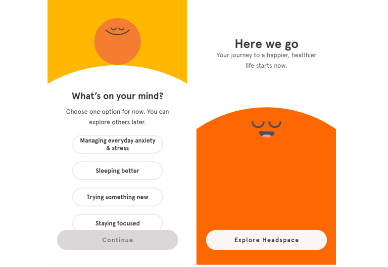 How to Get Started with Headspace