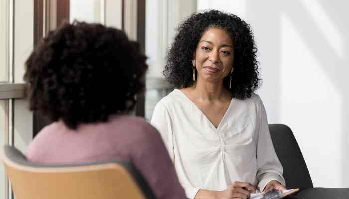 Never Expect click with your therapist in one meeting
