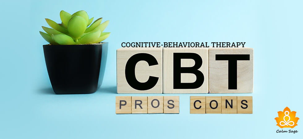 Pros & Cons of cbt therapy