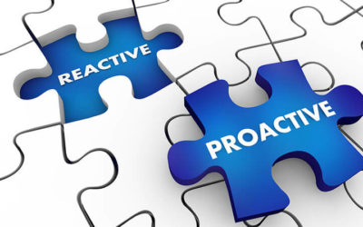 Reactive vs Proactive