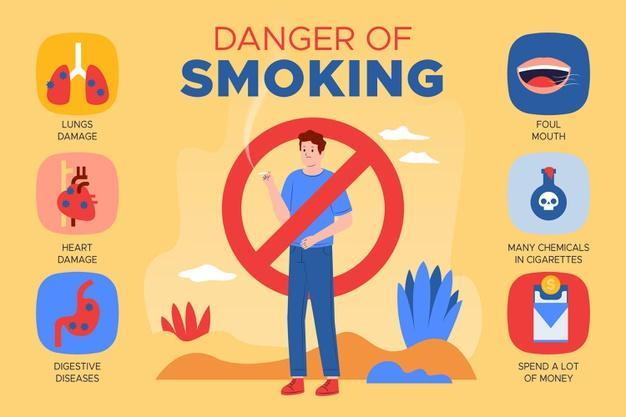 danger of smoking