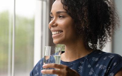 effect oh dehydration on mental health