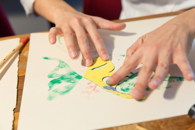 Activities In Mindfulness-Based Art Therapy