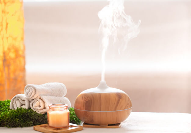 Aromatherapy is must