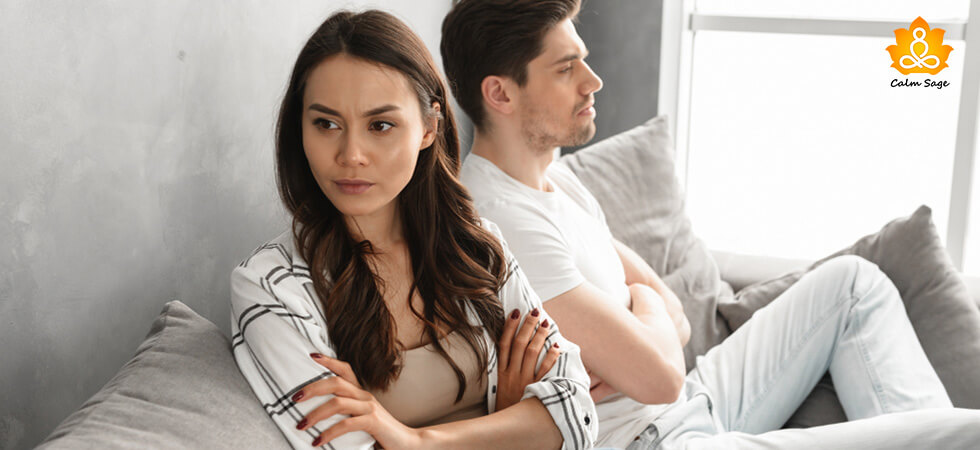 Deal with Resentment In Marriage