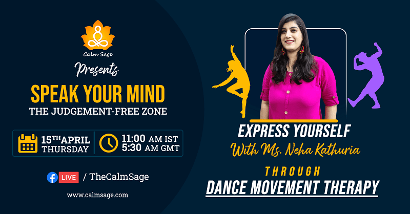 Express Yourself Through Dance Movement Therapy