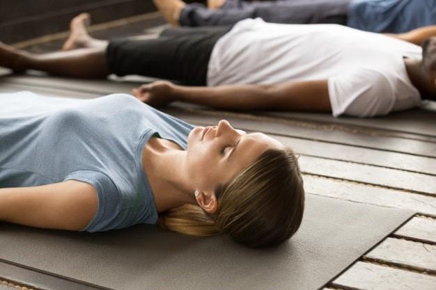 Is It Okay To Meditate Lying Down