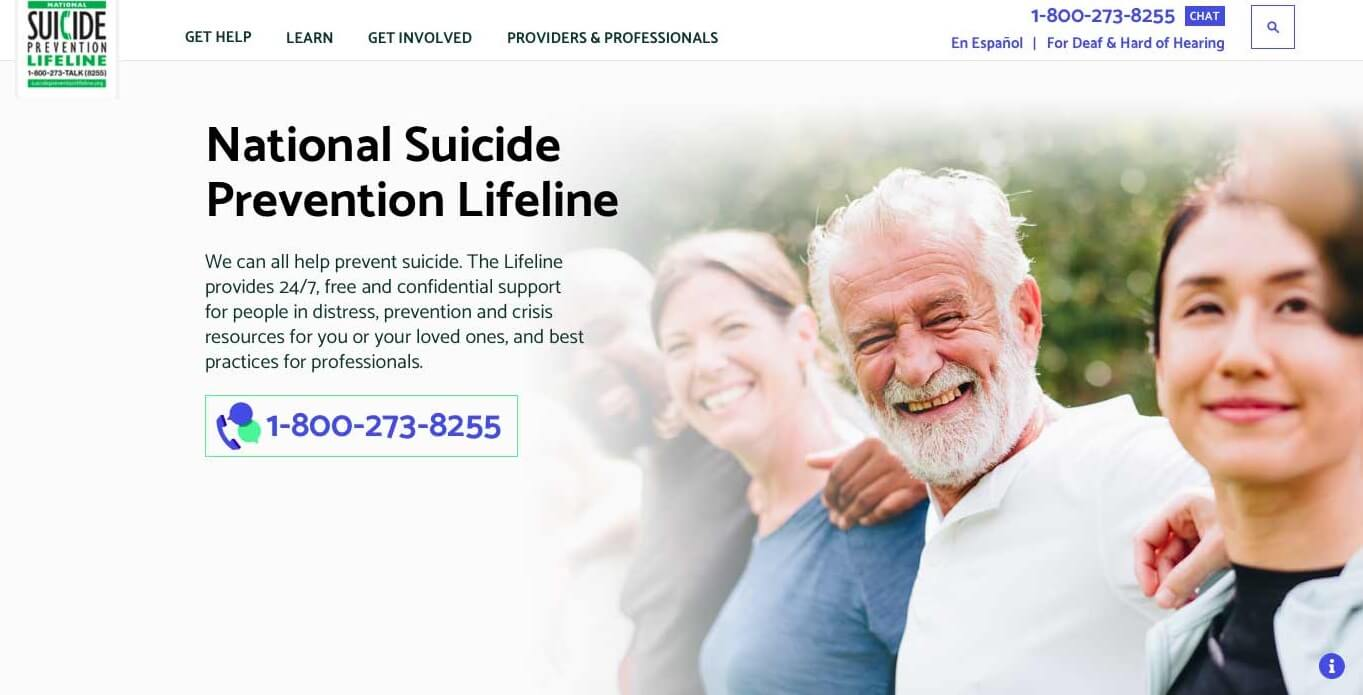National-Suicide-Prevention lifeline