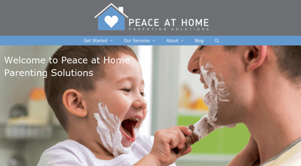 Peace At Home Parenting Solutions
