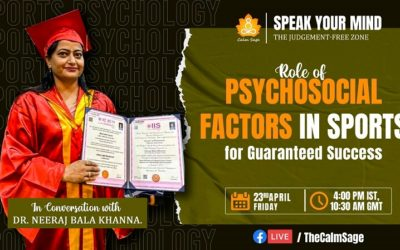 Role of Psychosocial Factors in Sports for Guaranteed Success