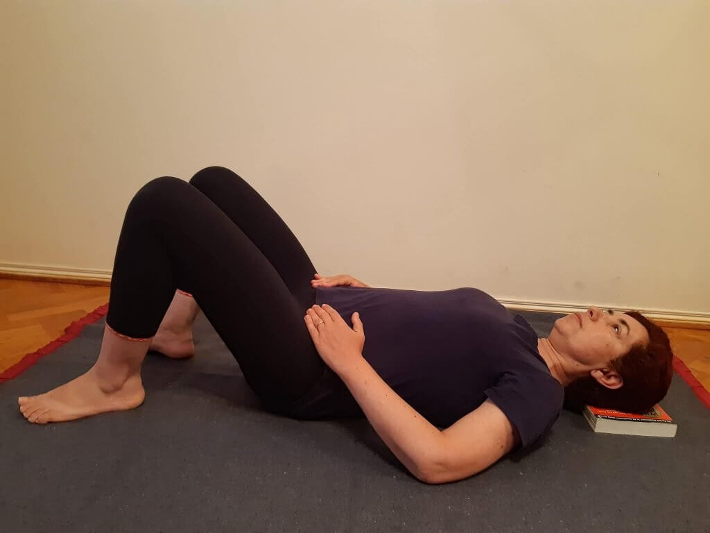 Semi-Supine Position or Alexander Technique