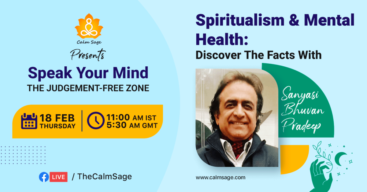Spiritualism & Mental Health Discover The Facts