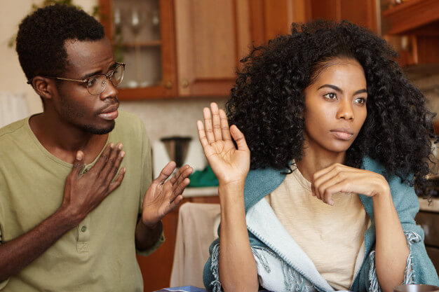 Trust Issues most common problem relationship