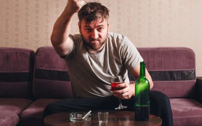 Ways to Deal With An Angry Drunk