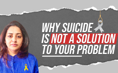 Why Suicide Seems Like A Solution To Your Problem