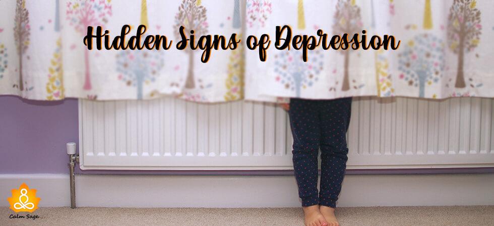 Hidden Signs of Depression